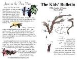 The Kids' Bulletin Easter 5