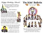The Kids' Bulletin Pentecost Sunday