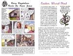 The Kids' Bulletin Easter Sunday inside