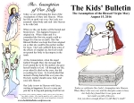 The Kids' Bulletin Assumption