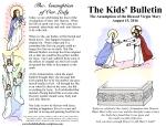 The Kids' Bulletin Assumption