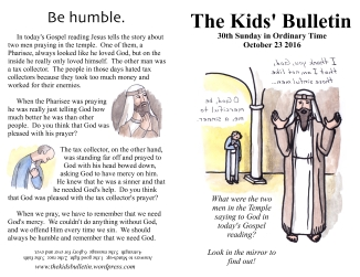 the-kids-bulletin-30th-sunday