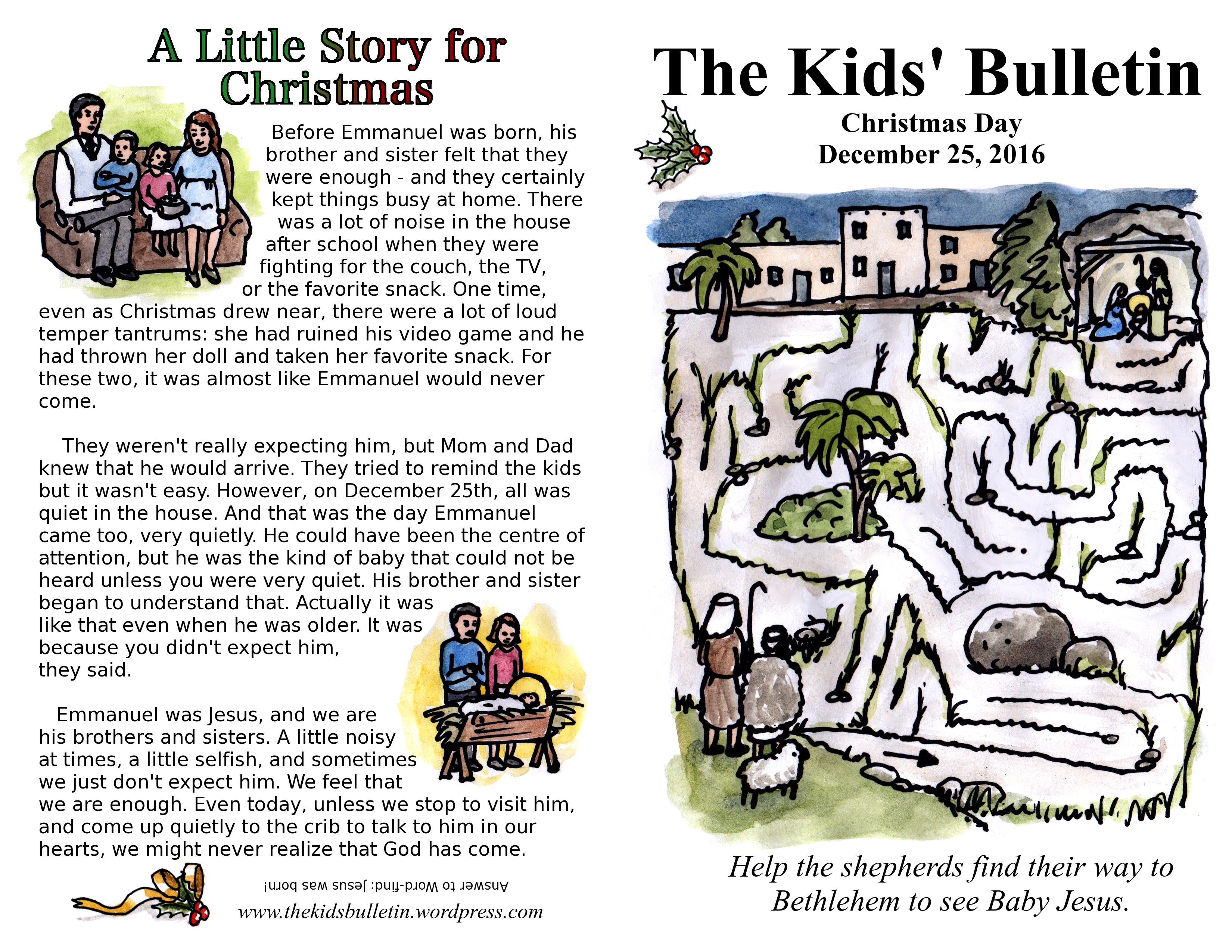 the kids bulletin christmas jpg