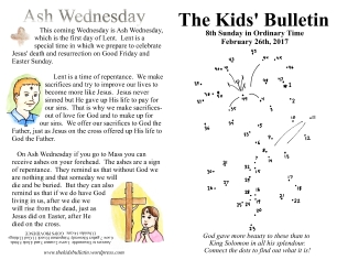the-kids-bulletin-8th-sunday-and-ash-wednesday