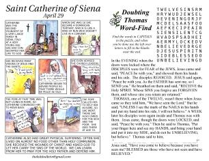 The Kids' Bulletin Easter 2 inside
