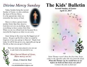 The Kids' Bulletin Easter 2