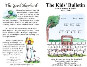 The Kids' Bulletin Easter 4