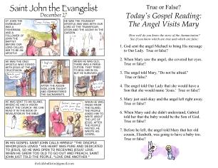 The Kids' Bulletin Advent 4 inside