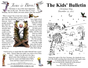 The Kids' Bulletin Christmas