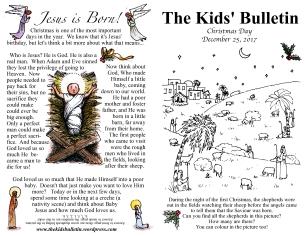 The Kids' Bulletin Christmas