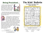 The Kids' Bulletin for Sunday August 25th, 2019